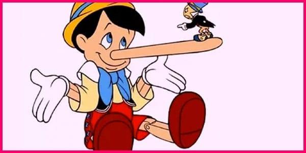 Erro: Falar mentira entrevista de emprego