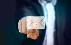como mandar currículo por e-mail