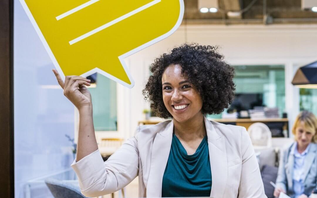 Dicas de linguagem corporal: 5 principais para entrevista