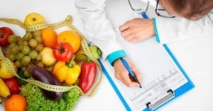 Profissão em Nutrição