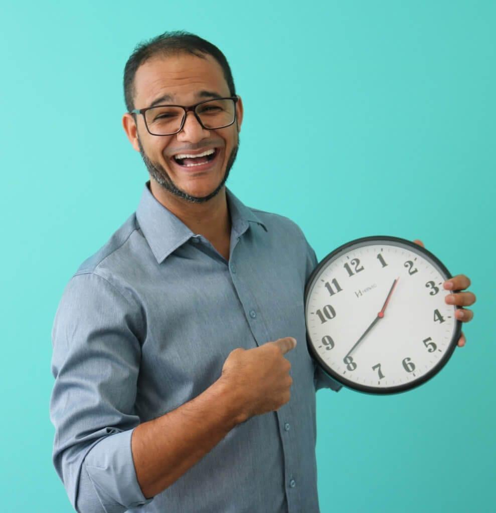 curso gestão do tempo