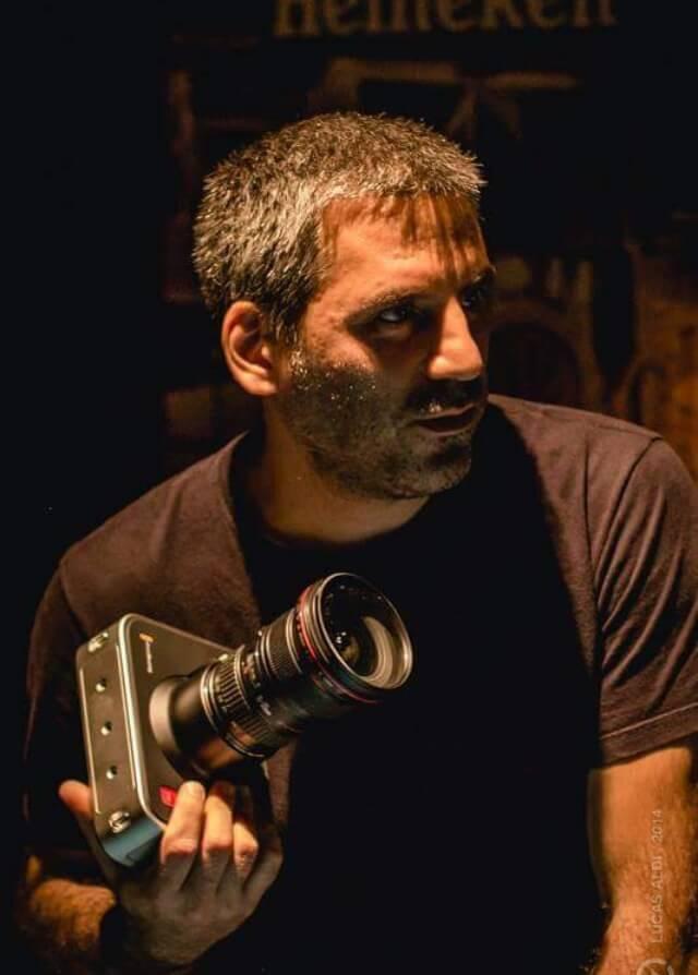 Theo Grahl: desafios e oportunidades da carreira de videomaker