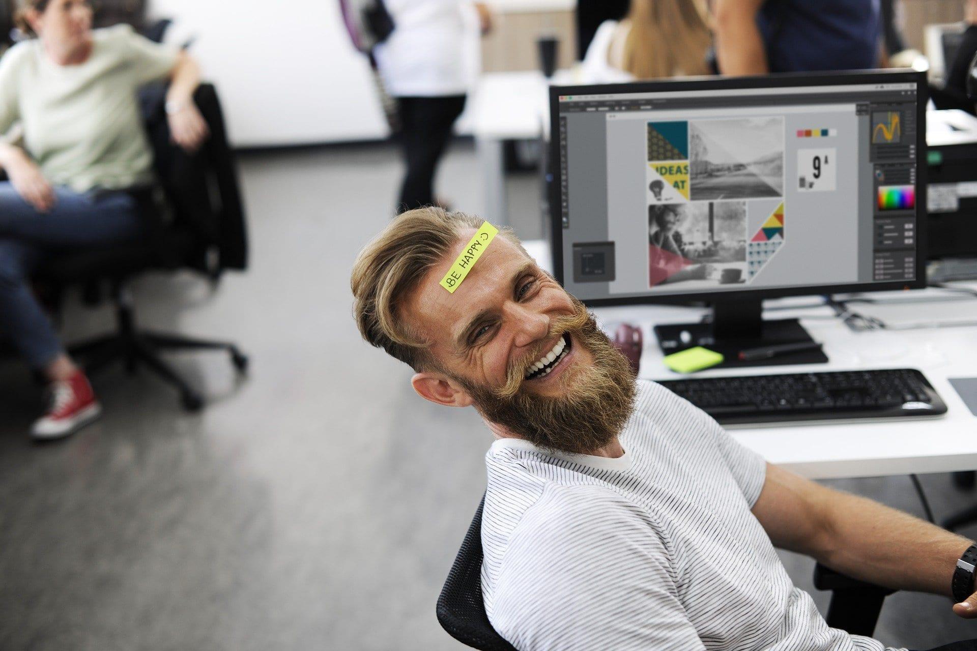 Felicidade no trabalho