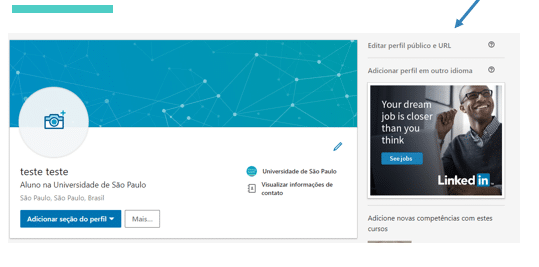 como funciona o linkedin
