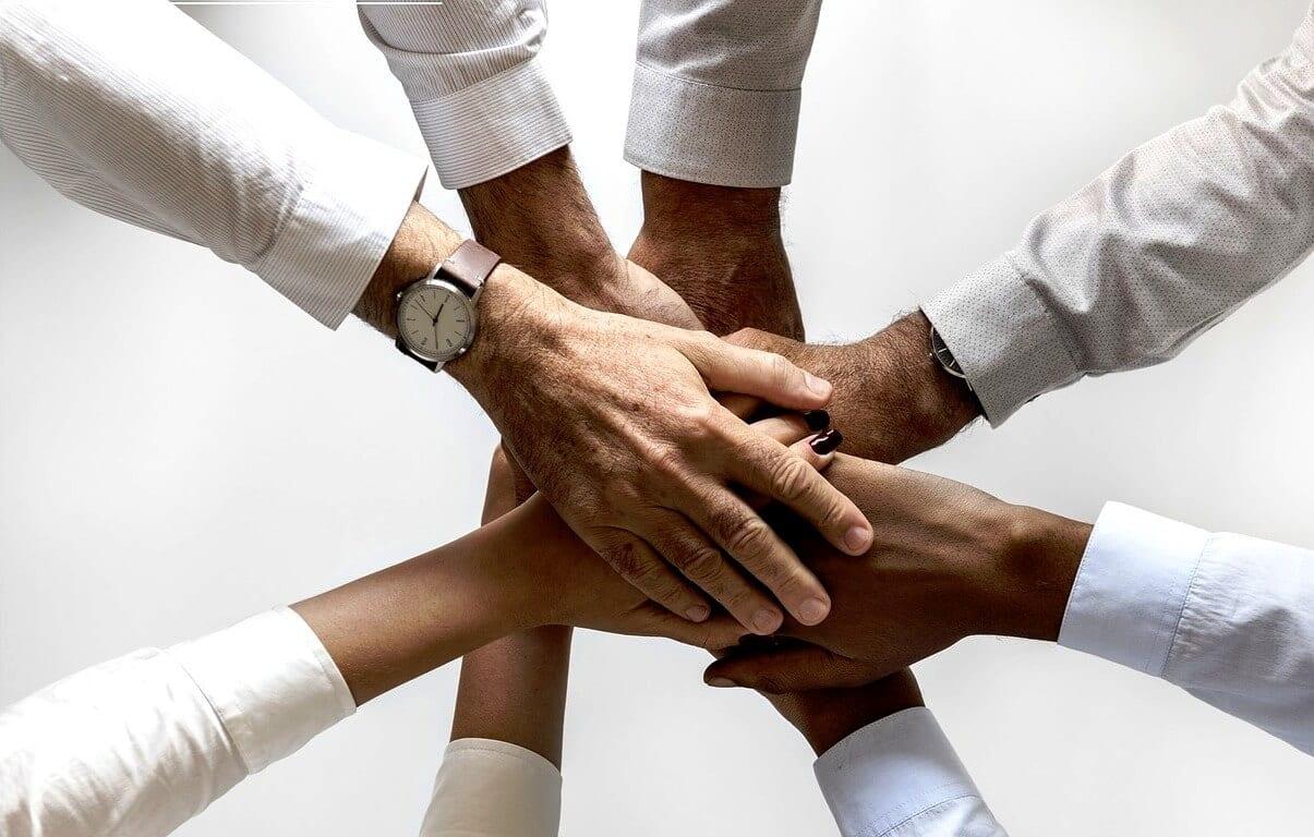 Trabalho em equipe: cultive esse espírito
