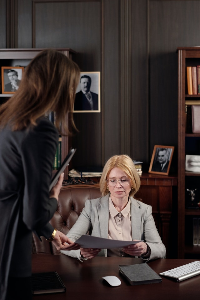 Mulheres advogadas