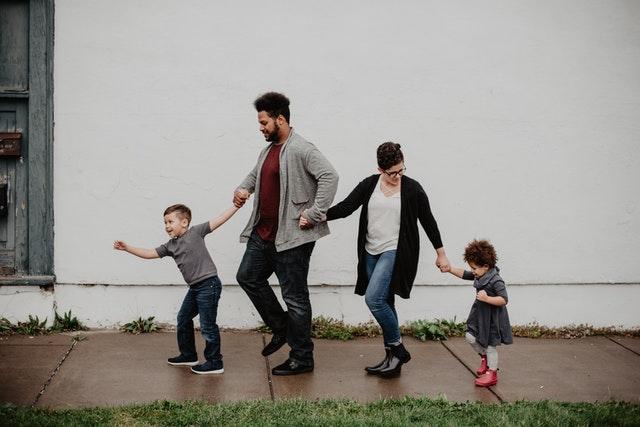 Trabalhar em família