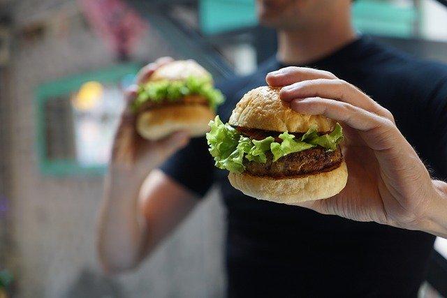 Vagas fast food