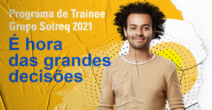 Programa trainee Sotreq