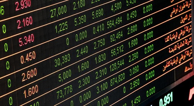 Estágio mercado financeiro