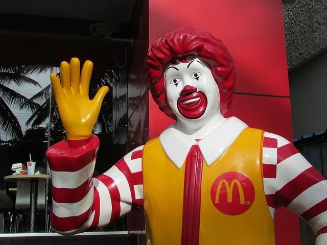 Estágio McDonalds