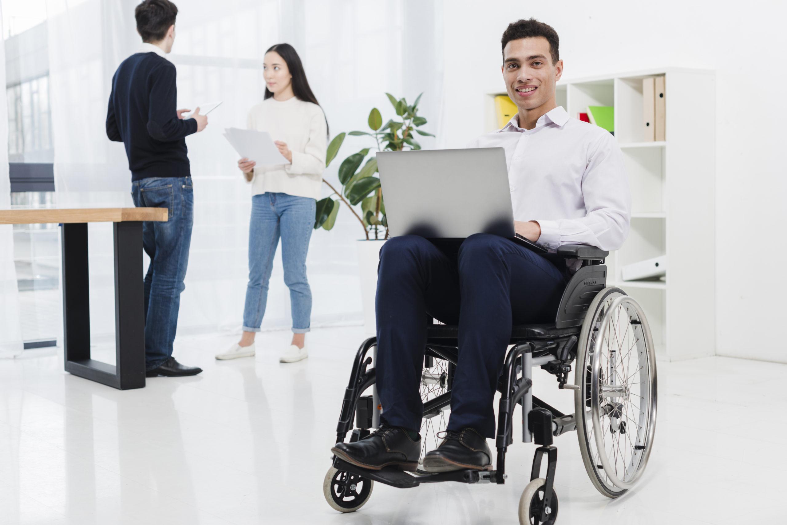 vagas de trabalho para pessoas com deficiência