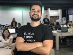 Gupy Vagas: Guilherme Dias é CMO e co-fundador da Gupy,