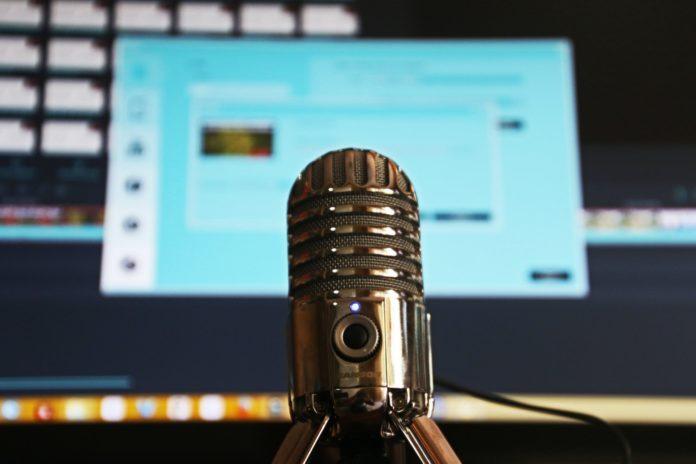 novos podcasts