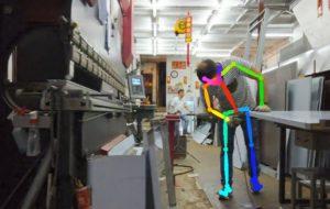 postura do trabalhador