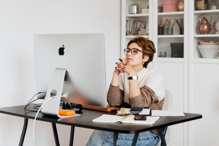 Videoconferências no home office
